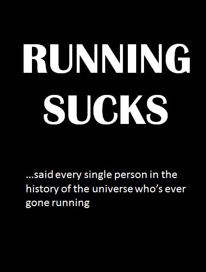 running-sucks